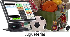 software para jugueterias