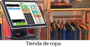 programa TPV boutique de ropa